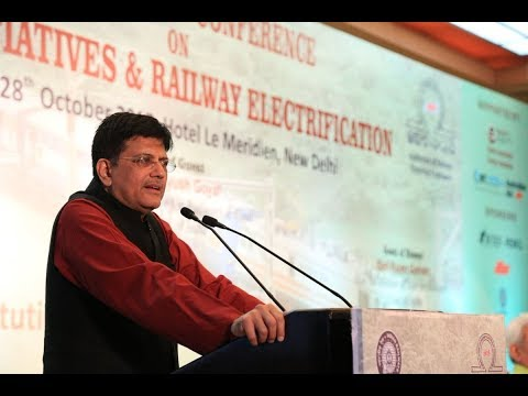 Piyush Goyal launches Indian Railways' first set of solar power plants in Delhi