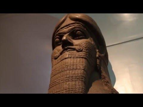 Sennacherib's Campaign Against Hezekiah - Bible in the British Museum