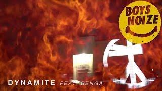 Boys Noize - Dynamite feat. Benga (Official Audio) thumbnail