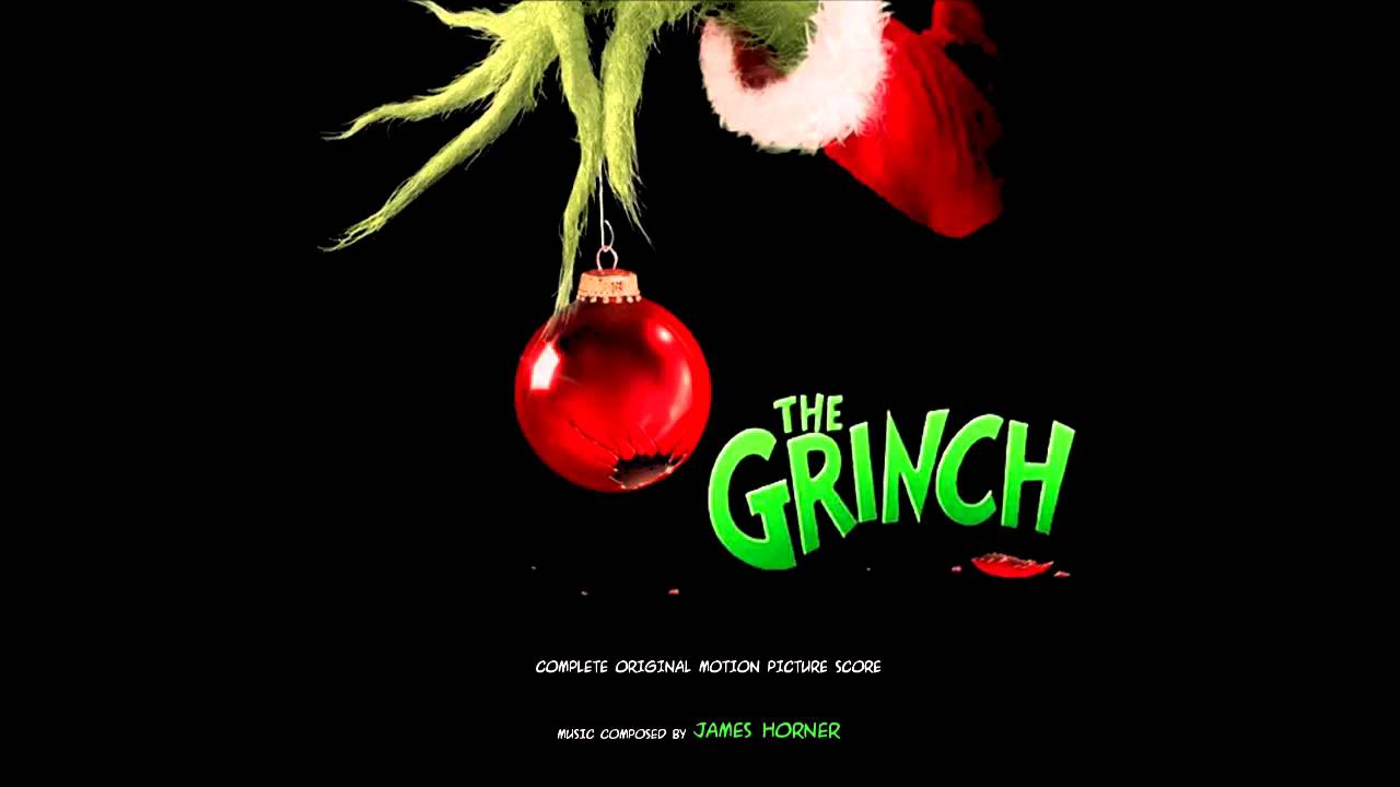 08 - A Change Of The Heart - James Horner - How The Grinch Stole ...
