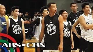 Stephen Curry, nakipaglaro sa mga Pinoy fans