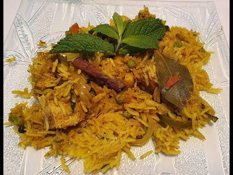 riz-kuzka-riz-indien-au-poulet-recette-indienne