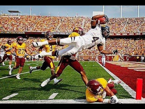 2009 #8 Cal Golden Bears vs. Minnesota Football (Full Game)