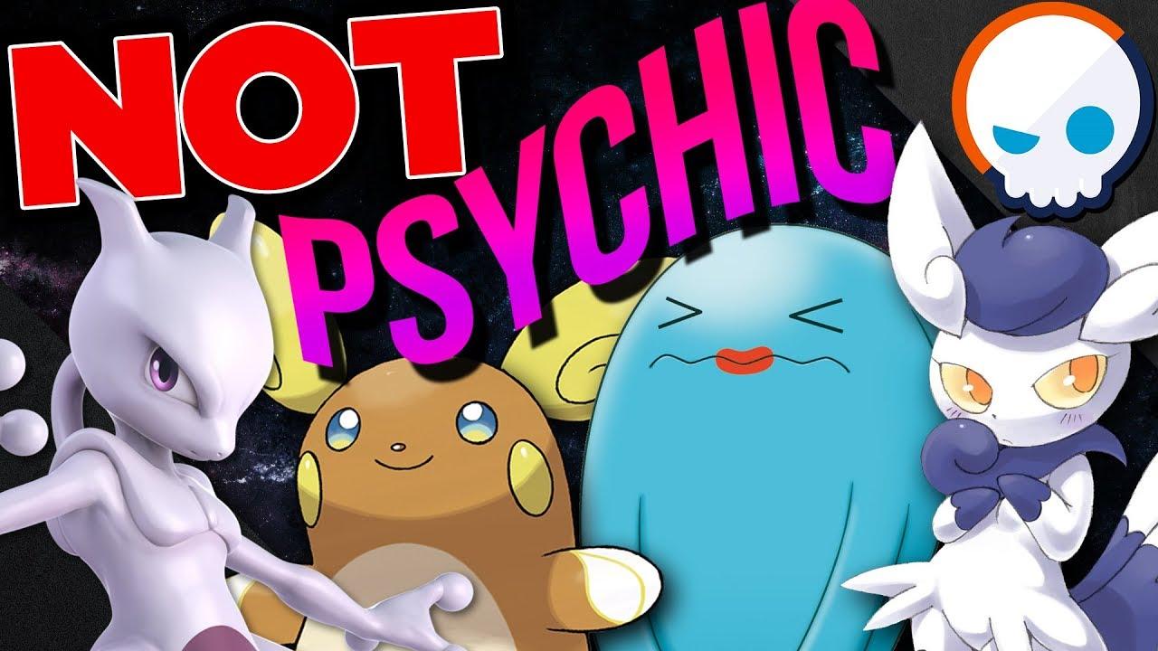 Every Psychic Type Pokemon Explained Gnoggin Youtube
