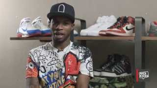 Tory Lanez Talks Sneakers & Personal Style