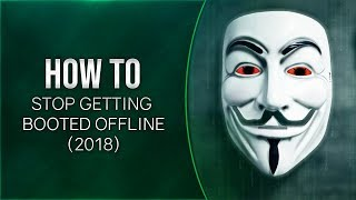 HOW TO STOP GETTING BOOTED OFFLINE TUTORIAL - DeliriousDev