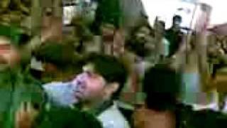Mehndi jee rat aa(sindhi noha by Pasdaran-e-Mehdi(a.s) larkana)
