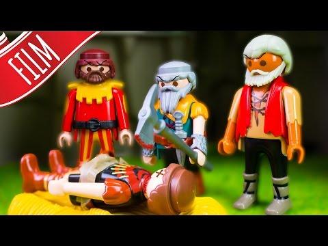 Playmobil Film | Das tapfere Schneiderlein Teil 1 mit 👨👩👧👦  Familie Sandmann