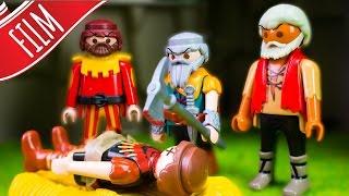 Playmobil Film   Das tapfere Schneiderlein Teil 1 mit 👨👩👧👦  Familie Sandmann