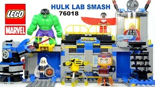 NEW LEGO MODOK FROM SET 76018 AVENGERS ASSEMBLE sh101