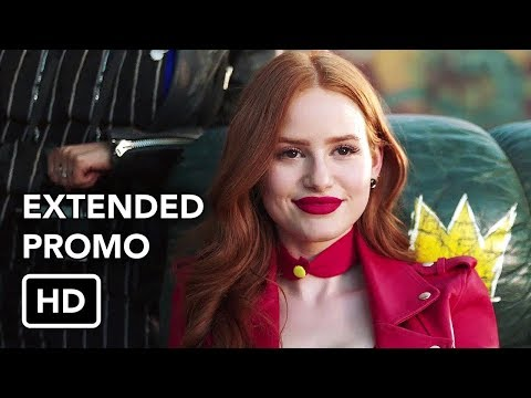"""Riverdale 3x03 Extended Promo """"As Above, So Below"""" (HD) Season 3 Episode 3 Extended Promo"""