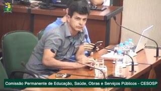 Audiência Pública - Projeto de Lei Complementar nº 014/2018