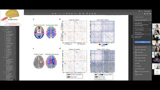 Neuroccino 7th June - disruptions of resting-state functional connectivity after stroke