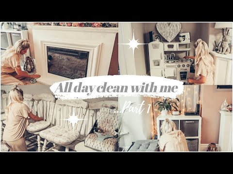 COMPLETE DISASTER CLEANING MOTIVATION PART 1 | ULTIMATE WHOLE HOUSE CLEAN WITH ME 2020 | SPEED CLEAN from YouTube · Duration:  16 minutes 52 seconds