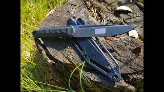 Нож Марс Кизляр тест,на прочность