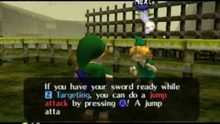 Ocarina of Time Video Walkthrough