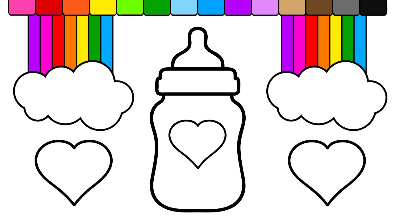 baby shower coloring pages printables youtuf com
