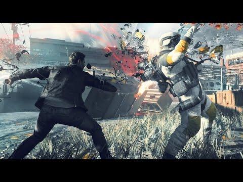 Официально: Quantum Break выйдет на Xbox One и PC 5 апреля