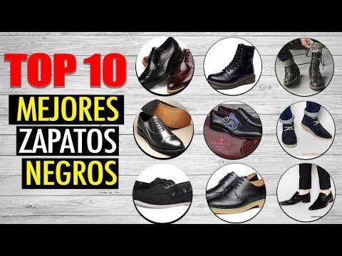 ESTOS SON LOS 10 MEJORES ZAPATOS NEGROS PARA HOMBRES  | JR Style For Men