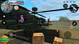 Real Gangster Crime My New Hwlicopter #47 ( by Naxeex )  Android GamePlay FHD