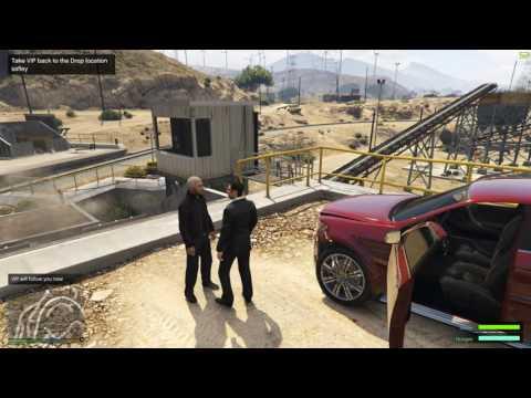 GTA 5 Vệ Sỉ ThanhTrung Gaming Cứu Ông Chủ Khỏi Bọn Buôn Người Và Cái Kết Cho Bọn Đi theo