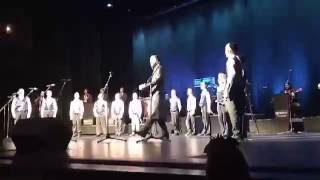 Yiddish Nachas Boys Choir Preforming 'Ki Ein' With Music By Mend Herskowitz Production