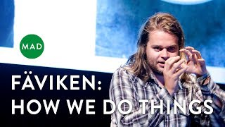Fäviken: How We Do Things   Magnus Nilsson