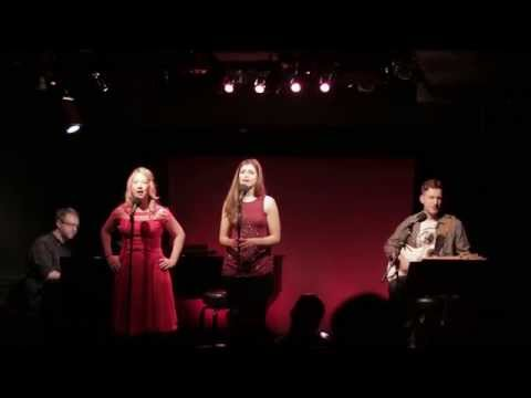 Ghost Notes Cabaret NYC - Chanel, Aimee, Ryan, Dylan, and Jenny