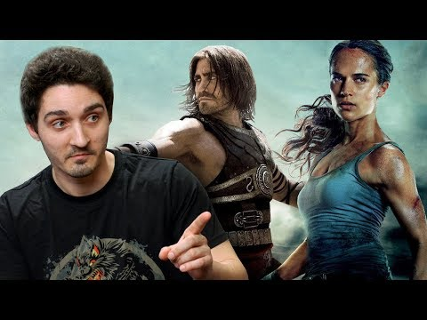 Why Video Game Movies Are Bad