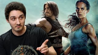 Why VIDEO GAME MOVIES Are Bad!