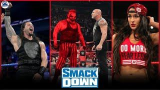 WWE Smackdown Live- February 21st, 2020 Highlights || WWE Smackdown 21/02/2020 Highlights