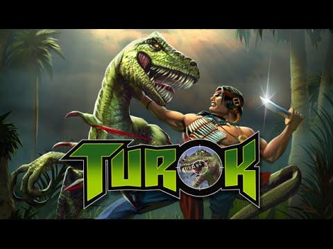 Turok - Nightdive Studios Trailer