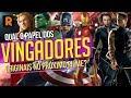 QUAL O PAPEL DOS VINGADORES ORIGINAIS?   Vingadores: Guerra Infinita