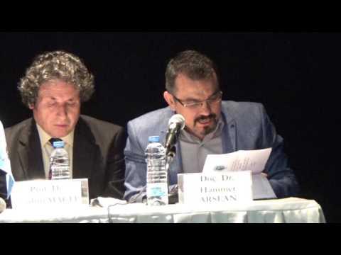Türk İslam Düşüncesi Önderleri Sempozyumu III. Oturum Bölüm 4