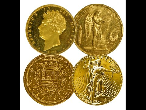 GoldMoment#49 - Flagship Coins - The Kings of Gold Coins