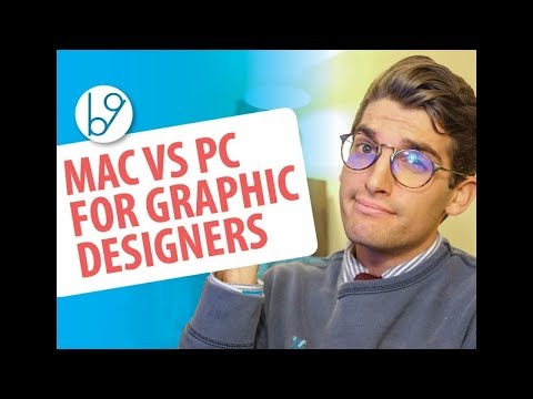 Mac Vs Windows for Graphic Designers - What is the Best Computer For Graphic Designers