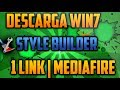 descargar e instalar win 7 style builder full