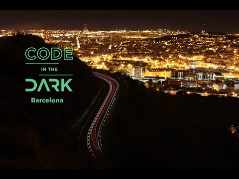 Code In The Dark Barcelona - The Ultimate Front-End Hackathon