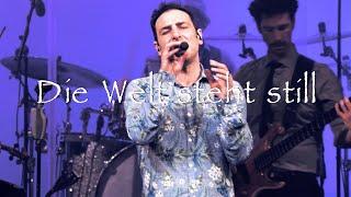ORANGE BLUE - Die Welt steht still [Official Lyrics Video]