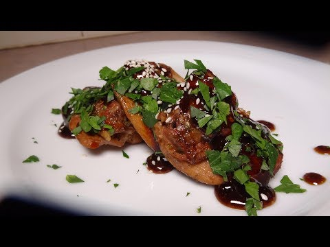 Delicious Honey Soy Chicken Thighs