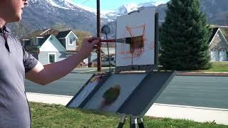 Bryan Mark Taylor Painting Demonstration