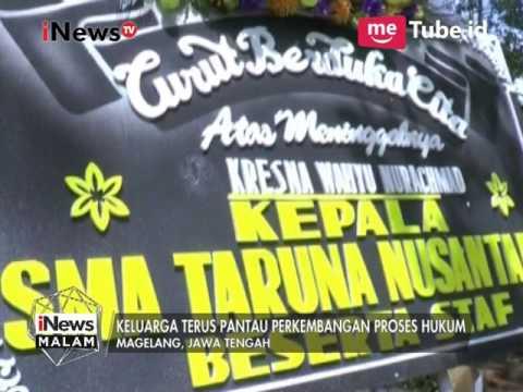 Keluarga Besar Kresna Berziarah ke Makam yang Masih Diiringi Suasana Duka - iNews Malam 02/04