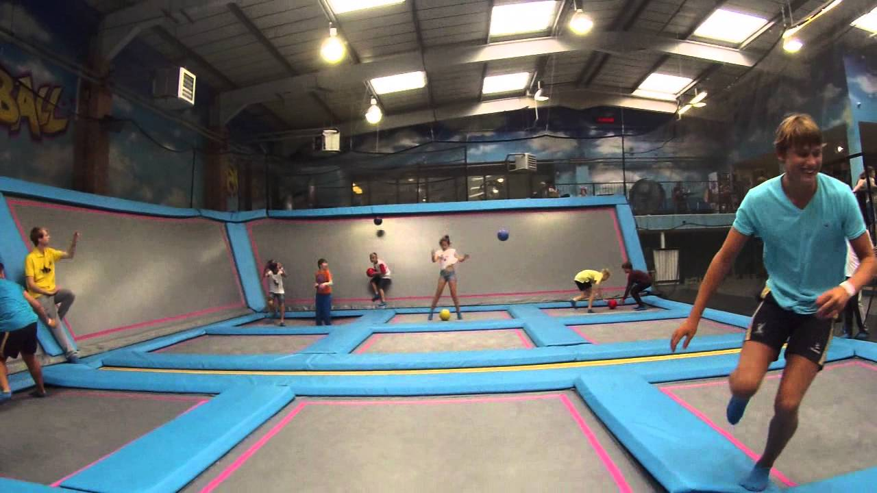 insane indoor trampoline park epic trampoline tricks. Black Bedroom Furniture Sets. Home Design Ideas