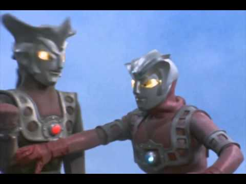Ultraman Leo - Episode 22 - The Leo Brothers vs The ...