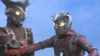 Ultraman Leo -  Episode 22 - The Leo Brothers vs The Monster Brothers - English Dub