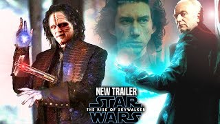 The Rise Of Skywalker New Trailer HUGE News Revealed! (Star Wars Episode 9 Trailer 3)