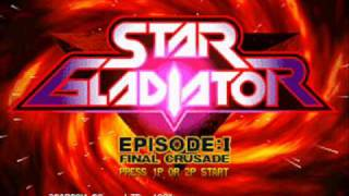 Star Gladiator OST 5 - Space Ship Terminal