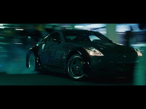 Дрифт? В каком это смысле \\ Тройной форсаж: Токийский дрифт ( The Fast and The Furious )