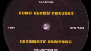 Todd Terry Project - Jumpin