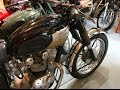Vintage Motorcycles! Triumph, Norton, AJS and More! See what's in!